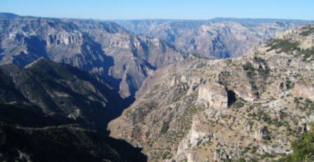 Cañón Del Cobre