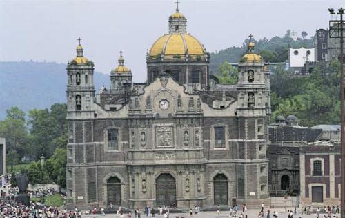 Basilica de Mexico