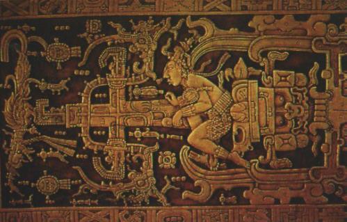 Maya-Astronaut